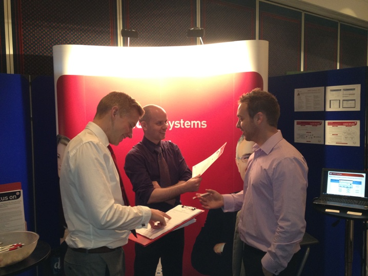 We're exhibiting at the Drug & Alcohol Today Exhibition in Manchester, see you there?
