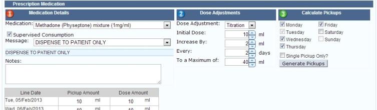 LINKS CarePath Prescribing Module