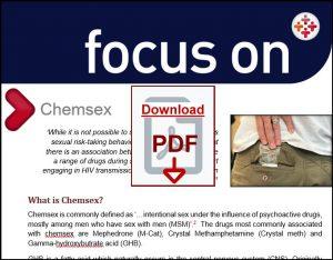 ILLY FocusOn Chemsex- PDF